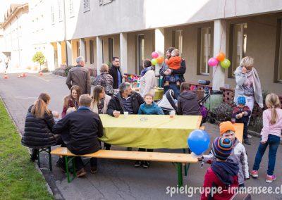 Tag der offenen Tür - Spielgruppe Rägetröpfli Immensee